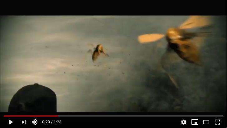 ZOMBEE ゾンビー~最凶ゾンビ蜂 襲来~のシーン1