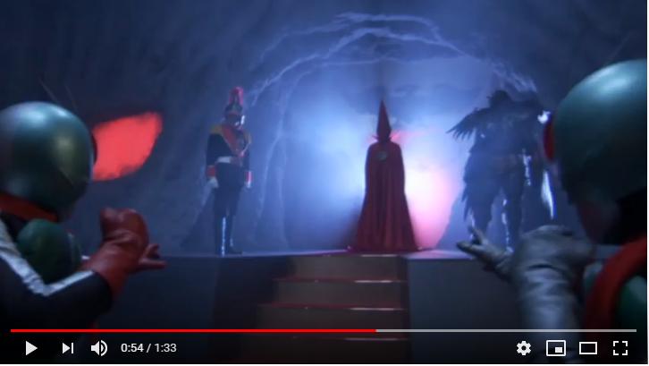 オーズ電王オールライダーレッツゴー仮面ライダーのシーン3