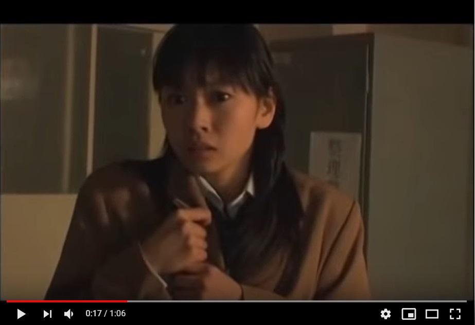 あそこの席(山田悠介原作)のシーン2