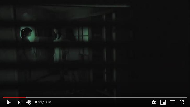 SHOOT X ~霊撮ゲーム~のシーン1