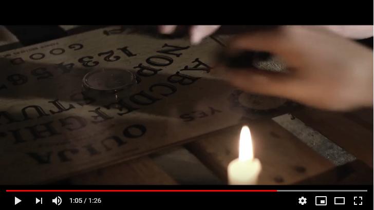 アミティヴィルシアター悪魔が棲む場所のシーン3