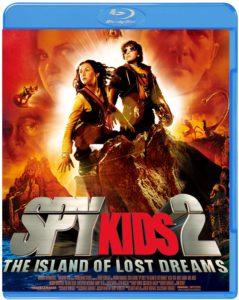 映画:スパイキッズ2 失われた夢の島
