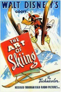映画:グーフィーのスキー教室