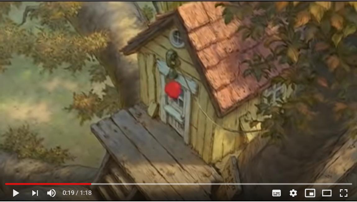 くまのプーさん(2011)のシーン1