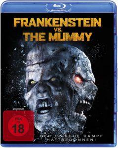 映画:THE MUMMY VS FRANKENSTEINマミー VS フランケンシュタイン