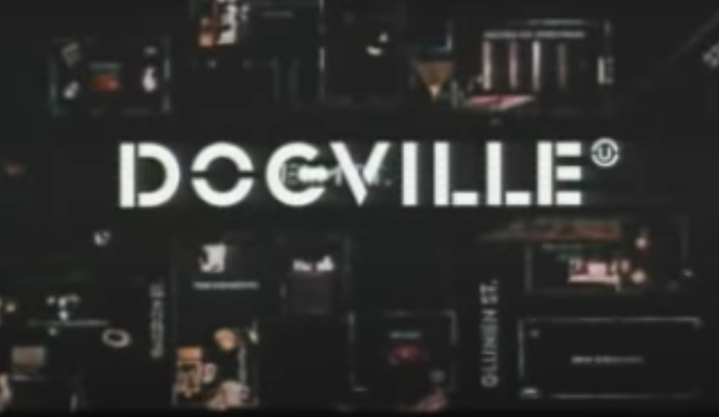 ドッグヴィルのシーン1