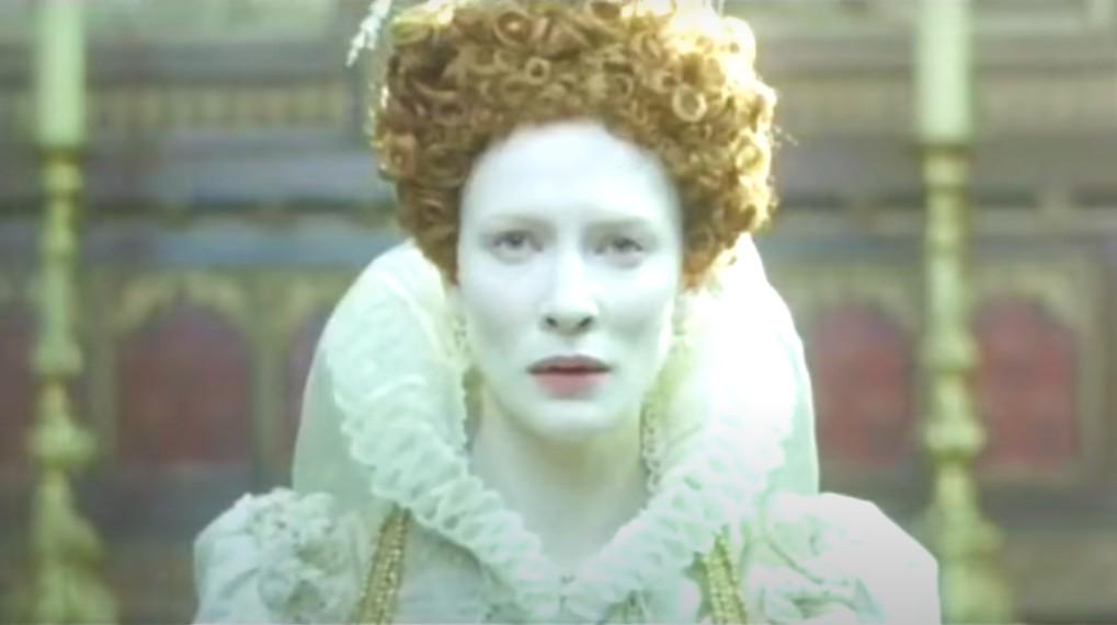 エリザベス:ゴールデン・エイジのシーン1