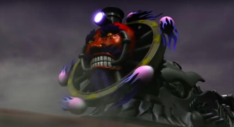 手裏剣戦隊ニンニンジャーVSトッキュウジャー THE MOVIE 忍者・イン・ワンダーランドのシーン1