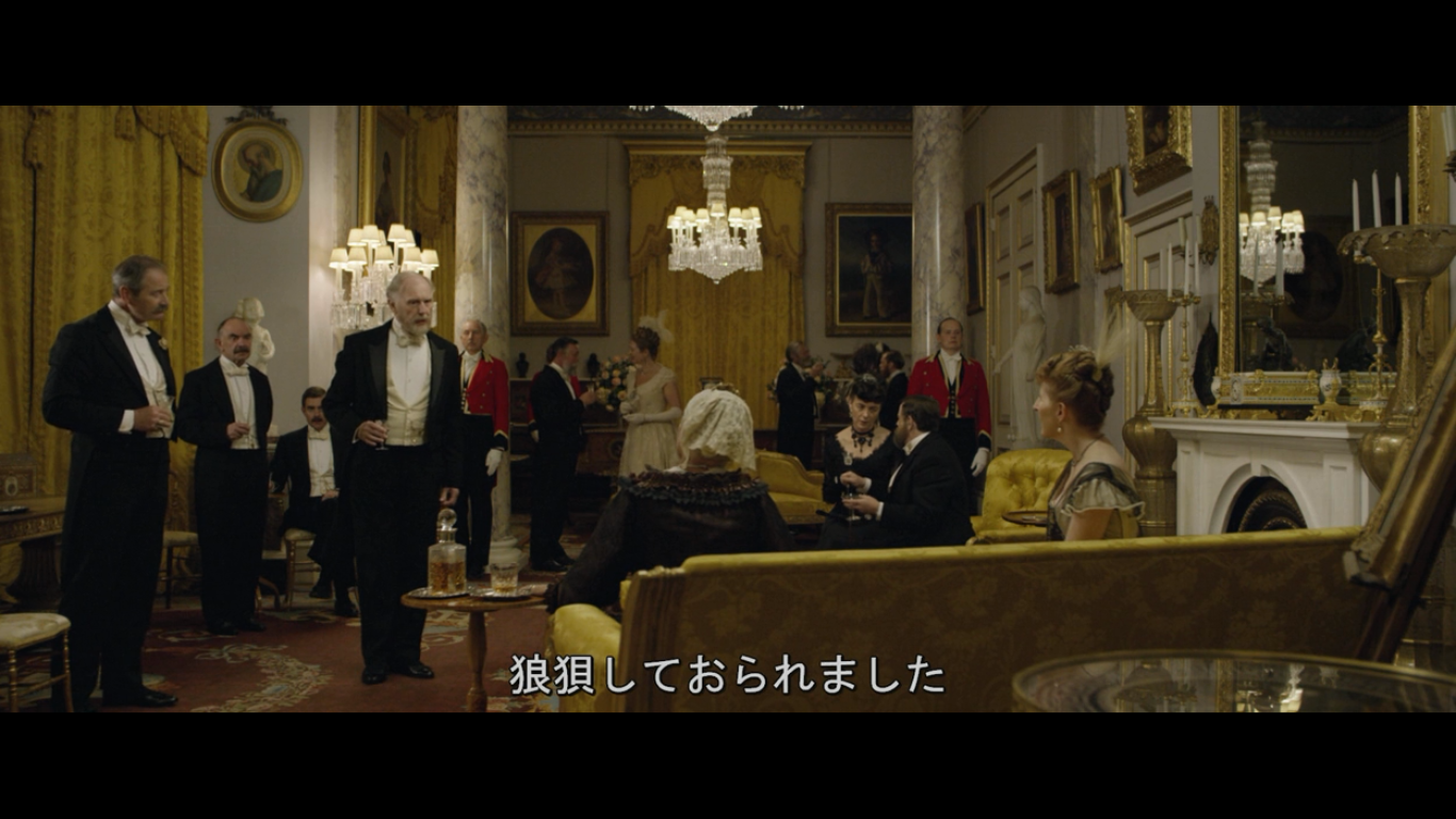 ヴィクトリア女王 最期の秘密のシーン3