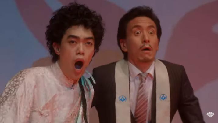 スペシャルアクターズのシーン4
