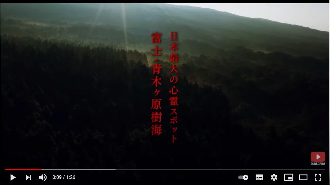 樹海 村 映画