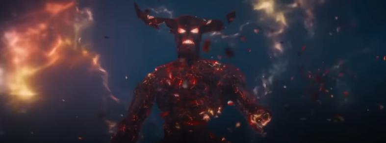 パーシー・ジャクソンとオリンポスの神々:魔の海のシーン4