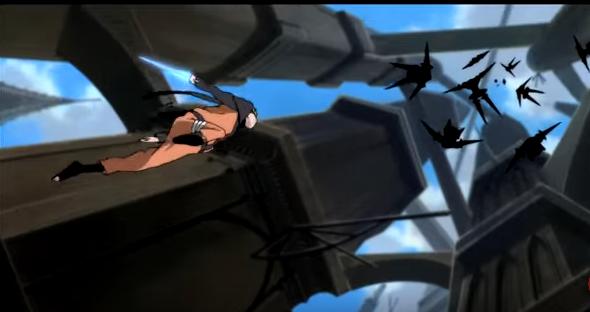 劇場版 NARUTO-ナルト- 疾風伝 ザ・ロストタワーのシーン1