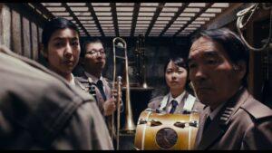 映画:きまじめ楽隊のぼんやり戦争
