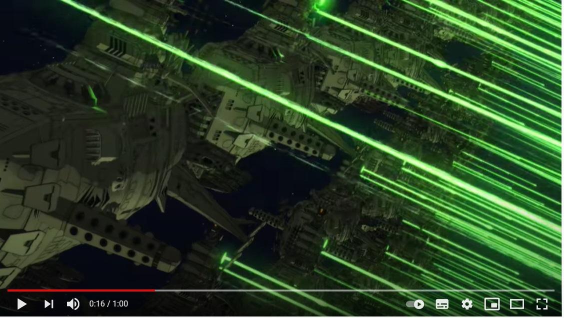 宇宙戦艦ヤマト2202 愛の戦士たち/第五章 煉獄篇のシーン2