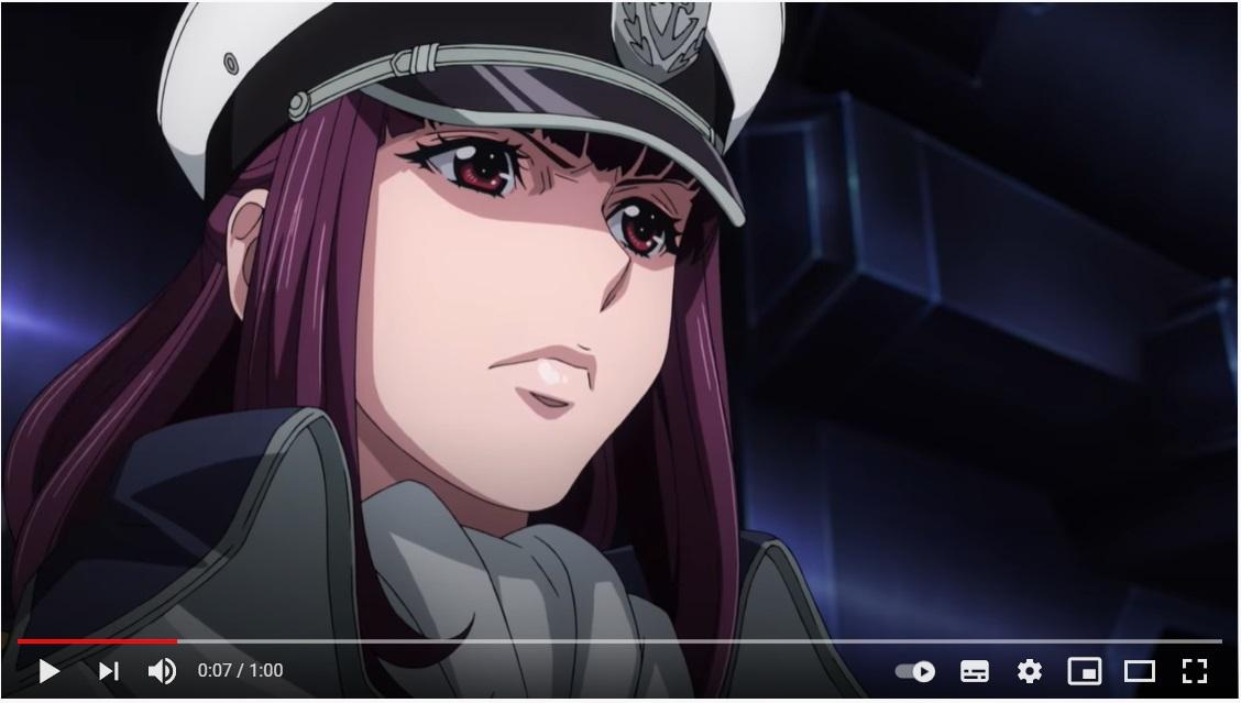 宇宙戦艦ヤマト2202 愛の戦士たち/第六章 回生篇のシーン1