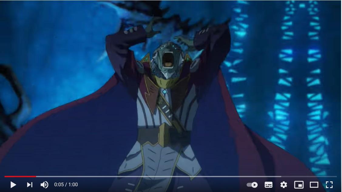宇宙戦艦ヤマト2202 愛の戦士たち/第七章 新星篇のシーン1