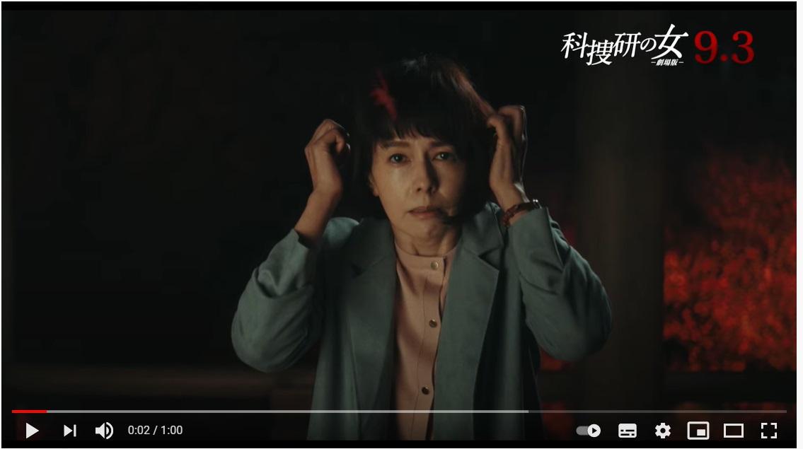 科捜研の女 -劇場版-のシーン1
