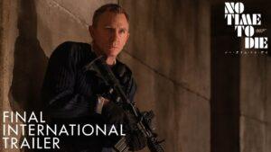 映画:007/ノー・タイム・トゥ・ダイ
